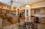 GOURMET KITCHEN WITH S/S APPLIANCES