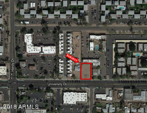 800 W University Drive, -, Tempe, AZ 85281