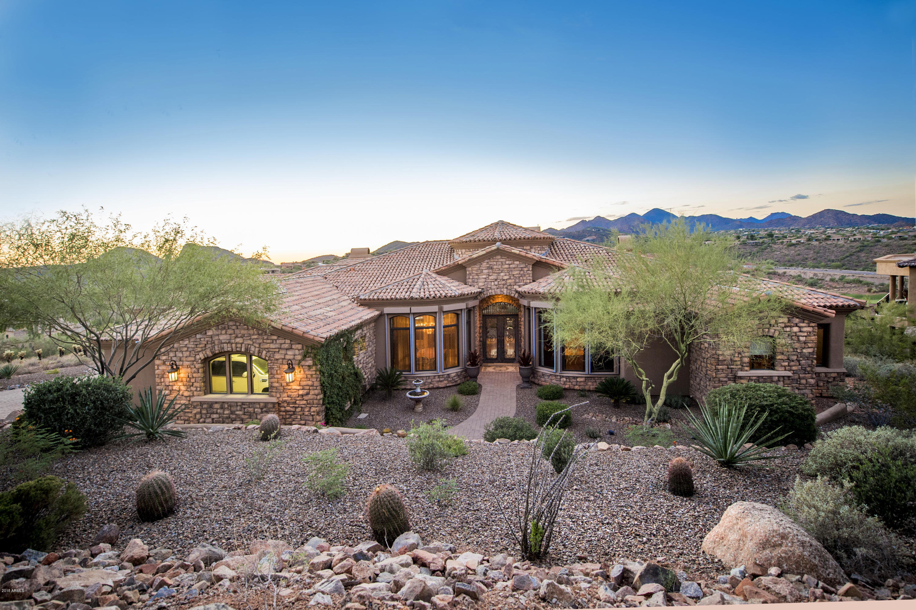 9928 N Canyon View Lane, Fountain Hills, Arizona