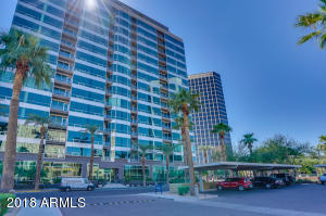 Property for sale at 1 E Lexington Avenue Unit: 705, Phoenix,  Arizona 85012