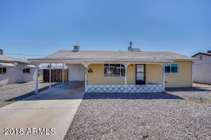 11241 W MONTANA Avenue, Youngtown, AZ 85363