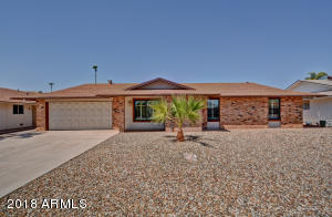 12410 COUGAR Drive, Sun City West, AZ 85375