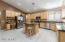 Newer Stainless Steel Appliances and Kitchen Island