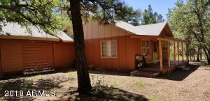 1608 Mormon Road, Happy Jack, AZ 86024