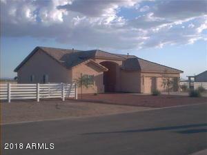 6953 W QUARTER HORSE Run, Coolidge, AZ 85128