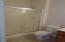 Master bath tub/shower