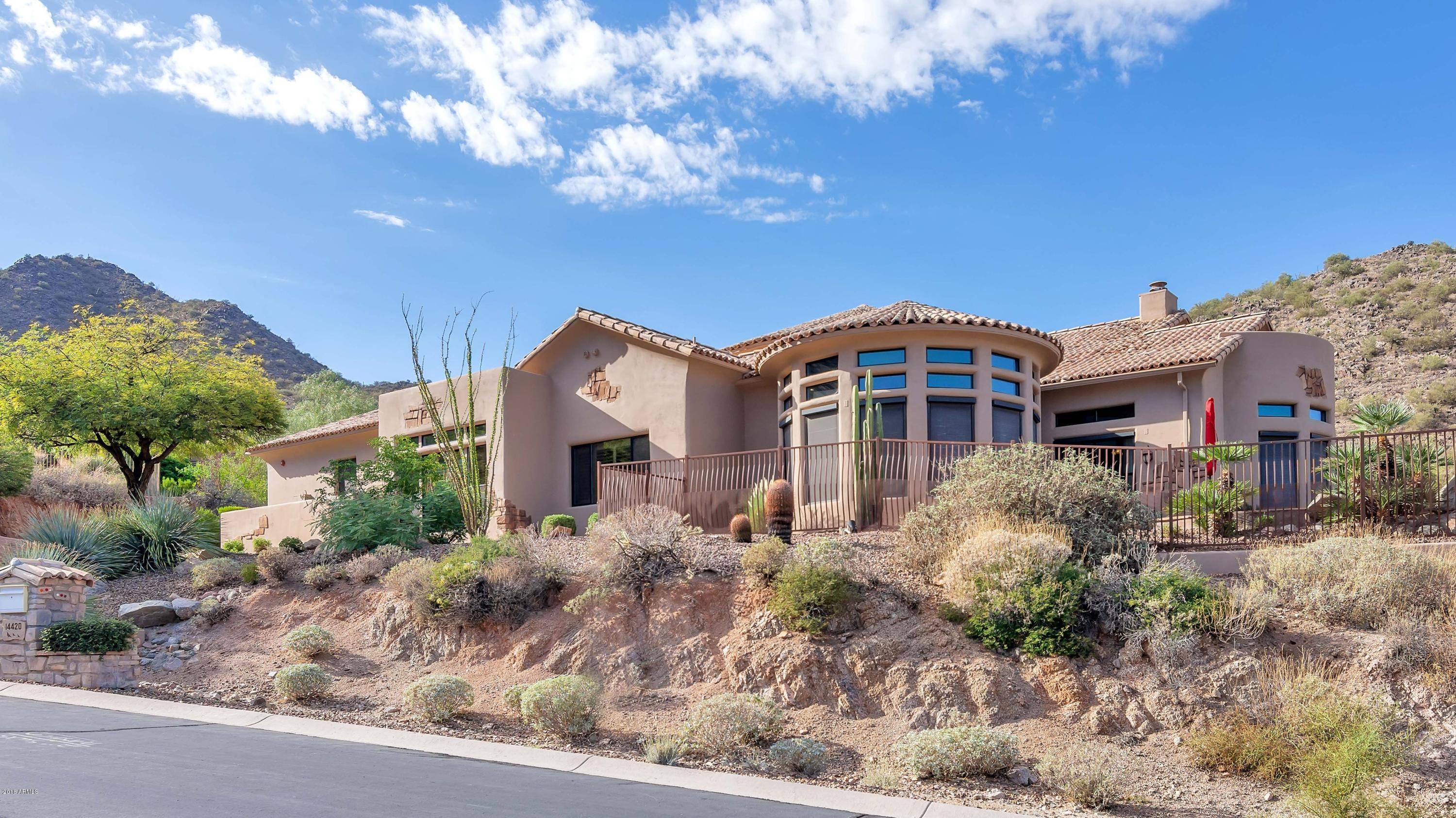 Photo of 14420 E SHADOW CANYON Drive, Fountain Hills, AZ 85268