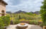 This Silverleaf Villa boasts great mountain views and privacy as it backs to a natural space and is walking distance to the McDowell Sonoran Preserve.