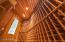 Inside 1,000 bottle Temperature controlled Wine Cellar