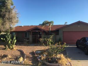 5015 W SWEETWATER Avenue, Glendale, AZ 85304