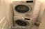 Washer / Dryer First Floor