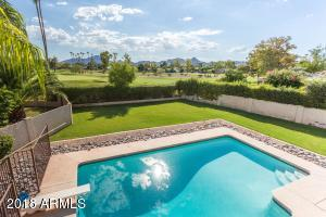 Exceptional South/Southwest View on McCormick Ranch Golf Course