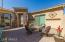 Both 2nd bedroom and Casita open to enclosed front courtyard
