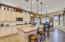 Gourmet Kitchen with Quartz Counter Tops