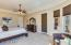 Master Suite with opens to screened in Patio