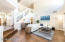 Dramatic Ceiling Height Throughout