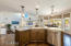 Kitchen Open to Breakfast & Family Room