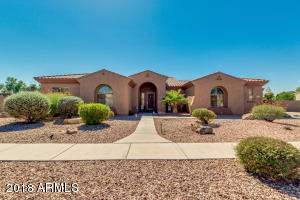 Welcome home to this spacious single story home!