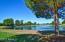 Pima Lake with walking trail