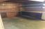 Storage Area Under Carport