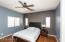 2nd view of master suite flooded with beautiful natural light!