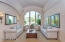 Soaring Ceilings with Huge Windows Overlooking the Negative Edge Pool