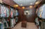 Master Custom Closet and Cabinetry