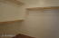 Master Bathroom Walk-in Closet