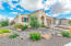 Home is located on private corner lot with block fencing.