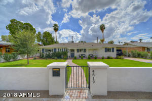 4819 E EARLL Drive, Phoenix, AZ 85018