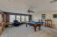 Huge loft with with room for a pool table, theater room...endless opportunities