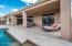 Travertine deck/patio
