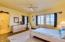 Bedroom with private bath, this is one of 6 bedrooms...