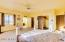 Master Suite with bonus room, office, lounge and private bath