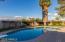Pool, mature landscaping, beautiful Arizona Skies, Ultiimate Privacy