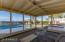 View from the Pool Gazebo, Imagine a poolside massage or afternoon nap