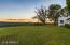 Sunset View from the Front Lawn, SEE THE STARS AT NIGHT!