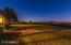 Sun Set View from 750 Brallliar Road, Wickenburg Arizona
