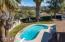 750 W Bralliar Road, Wickenburg Arizona, 19 Acres of Mountain Top Privacy, 6 Bedrooms, 5 Baths PLUS a Guest House, Pool & Private Courtyard
