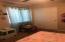 Bedroom 2, closet view