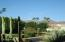McDowell Mountain views from the covered front patio--stupendous!