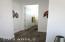 Hallway to Second Bedroom and Bathroom