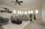 Spacious loft...a great place to relax!
