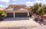 Beautiful curb appeal with mature landscaping provide lots of privacy.