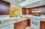 Kitchen with passthrough