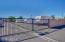 Fenced on site RV storage