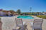 Heated Community Pool with Spa