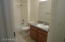 2ND BATH TUB AND SHOWER COMBO