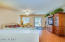 Huge family room off kitchen perfect for entertaining!