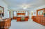 Master suite is spacious enough for sitting area, and tons of natural light!